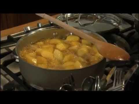 Toffee Apple Cake Rachel Allen