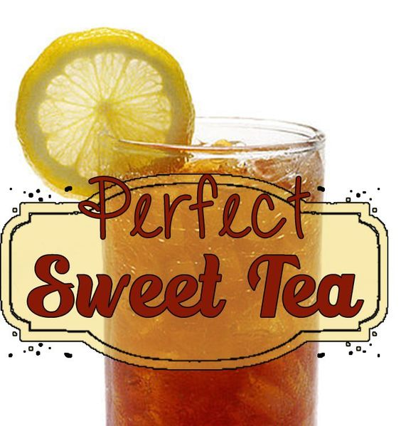 Perfect Sweet Tea  (4-16-14...tried this in the last 3 batches...will go back to normal and see if we can tell a difference...)