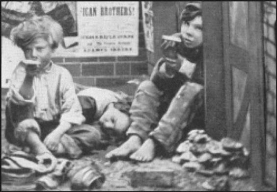 Victorian Street Children