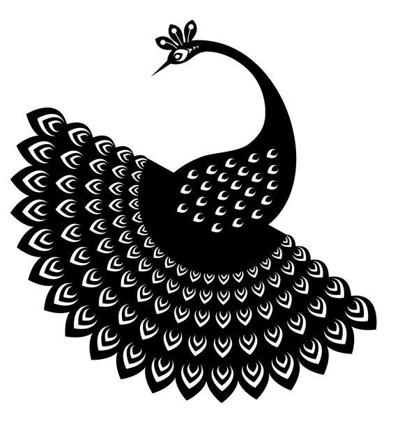 Lazer Cutout- peacock | Shadow Liberation