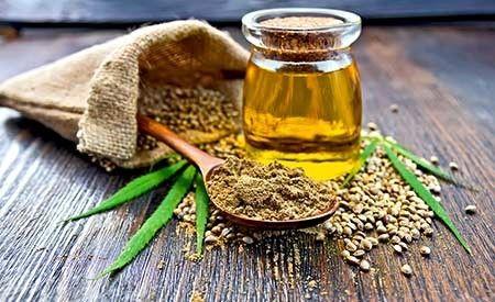 Hanföl liefert wichtige Omega-3-Fettsäuren