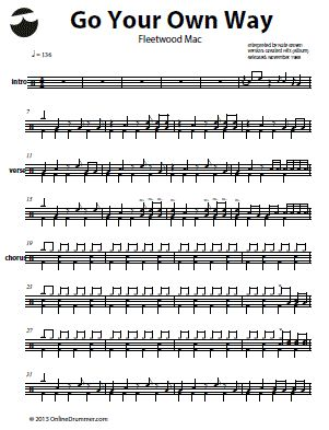 Drum metallica drum tabs : Pinterest • The world's catalog of ideas