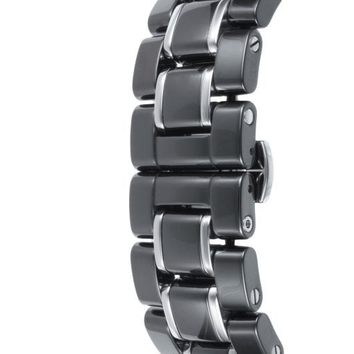 Bulova Accutron Men's Diamond Watch in Carbon & Black featured in vente-privee.com