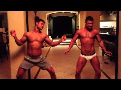 Why am i not a gay man???? :-(       Diego Lauzen and Wagner Vittoria Dance Off