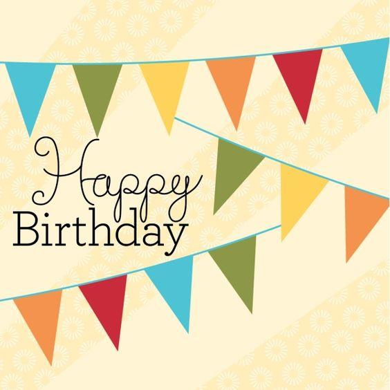 Birthday Wishes, Virtual Card And Birthdays On Pinterest