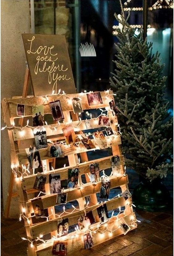 düğünlerde polaroid fotoğraf köşesi