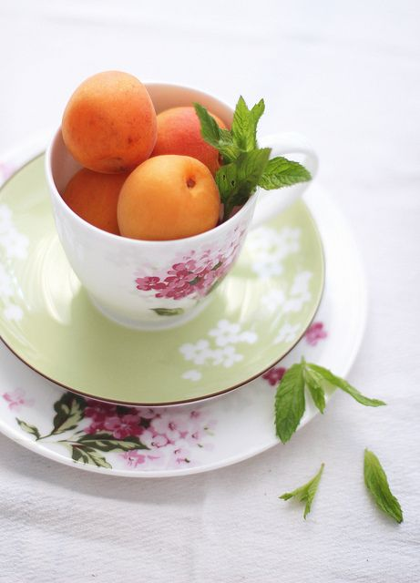 Sweet Apricot by cafe noHut, via Flickr