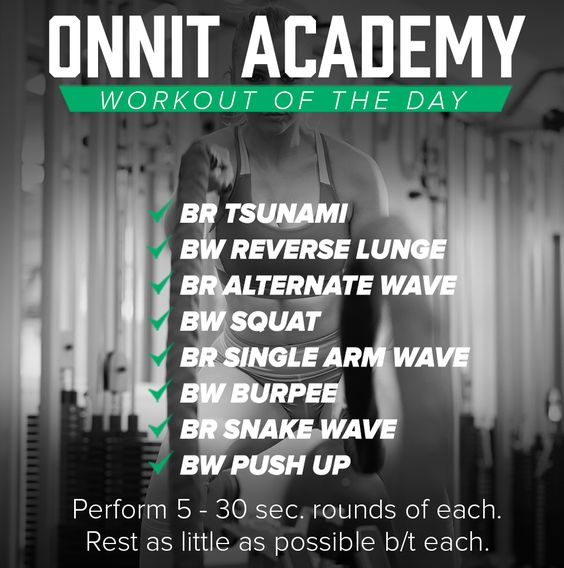 Workout, Battle Rope Workout And Ropes On Pinterest