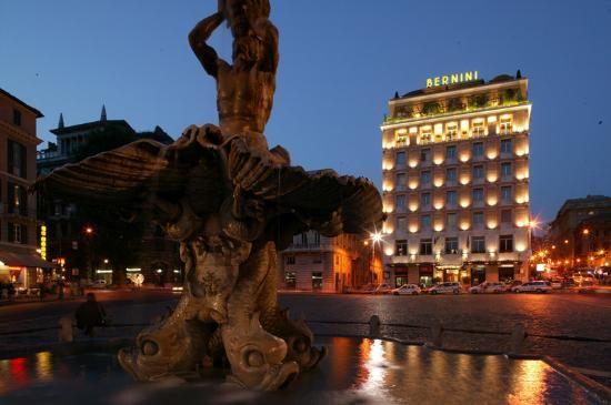 #HotelRoma Hotel Bernini Bristol