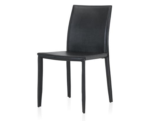 Scandinavian Designs Chairs Andrew Dining Chair Black