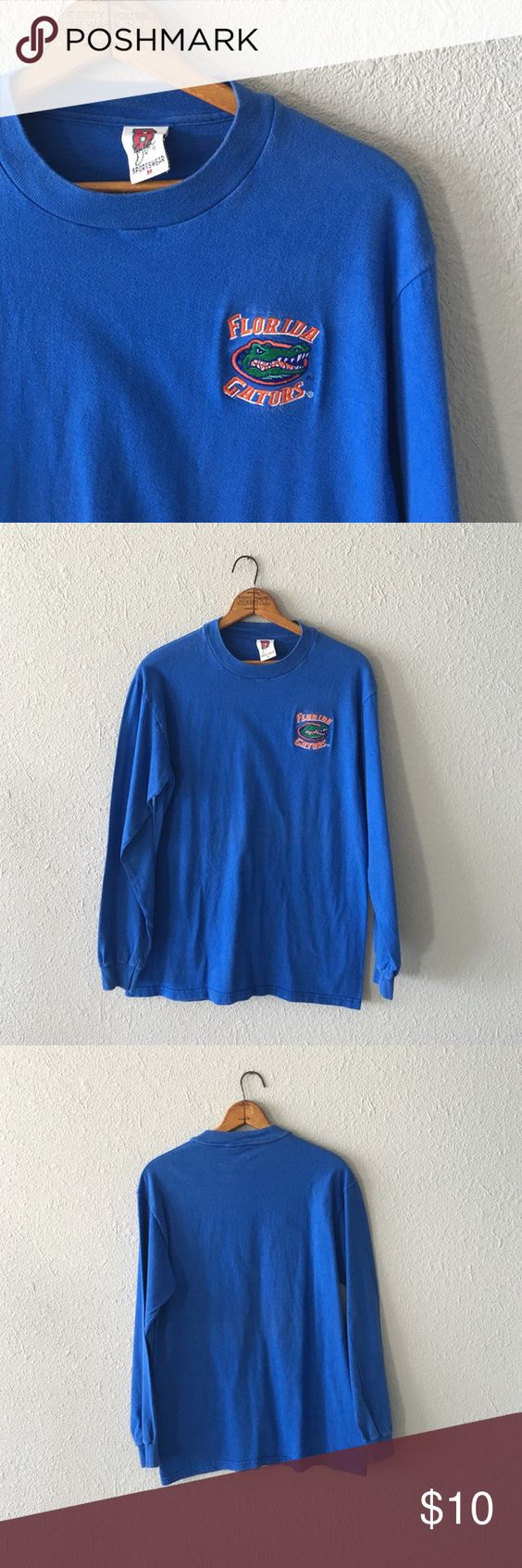 UF Florida Gators long sleeve tee In great condition. Shirts Tees - Long Sleeve