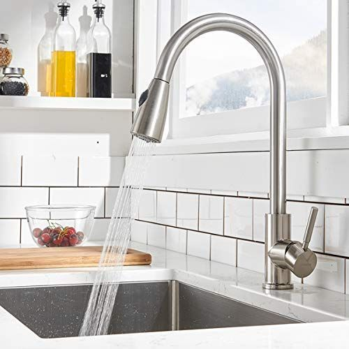 Free Shipping European Luxury Solid Brass Kitchen Mixer Tap With