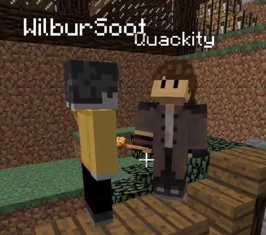 Xeru On Twitter My Dream Team Wilbur Mc Skins