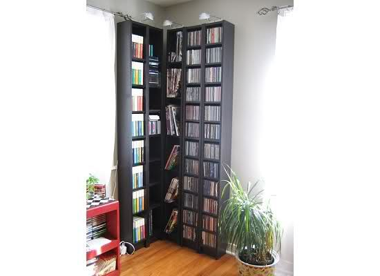 Dvd Storage Ikea Billy The O Jays And Bookcases