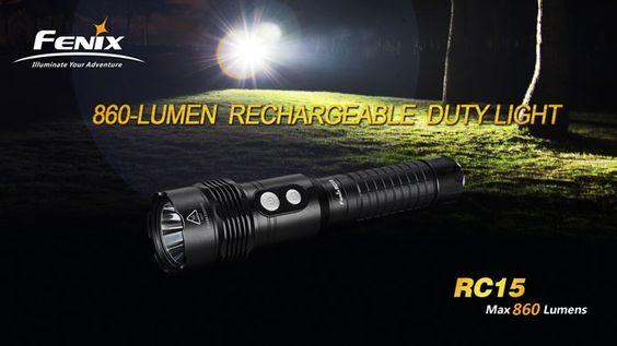 Er kan gekozen worden uit 4 lichtstanden tussen 9 en 860 ANSI lumen. Dit betekent in de lage stand een bescheiden hoeveelheid licht, ideaal om dichtbij iets bij te kunnen lichten en in de hoogste stand een enorme lichtbundel met een bereik van 284 m.  http://www.urbansurvival.nl//index.php?action=article&aid=32923&group_id=10000007&lang=nl&srchval=RC15 oplaadbaar - 860 lumen