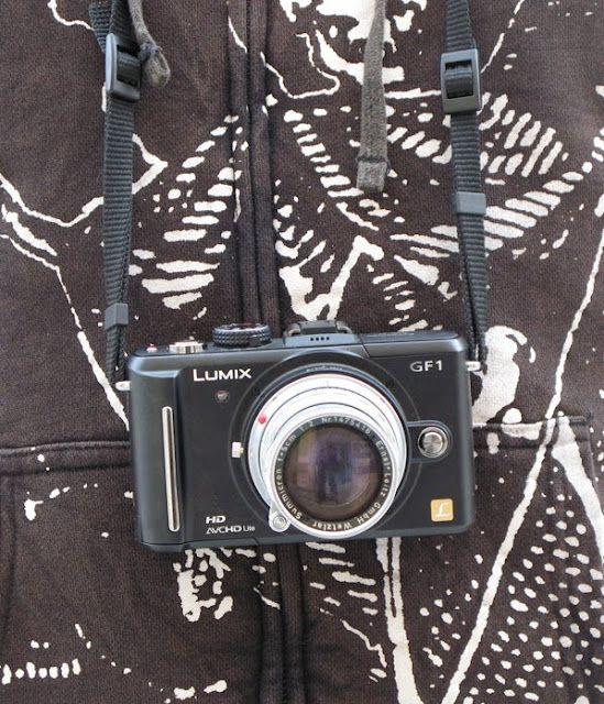 GF1 con Leica Sumicron 5 cm f/2