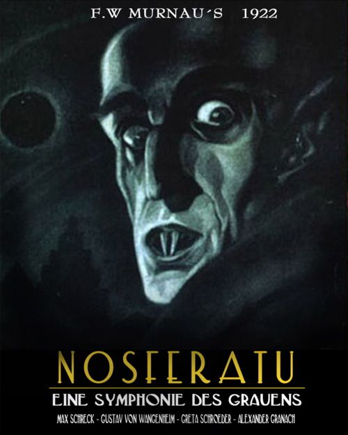 the haunting themes in nosferatu a film by f w murnau Shock editor bites deep into german filmmaker werner herzog's haunting 1979 film nosferatu: phantom der nacht  its essence from fw murnau (like a vampire would, in fact), assimilating that .