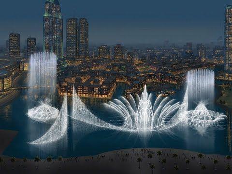 Дубай фонтан фото недвижимость глендейл