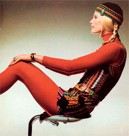 Missoni 1971 by Barry Lategan