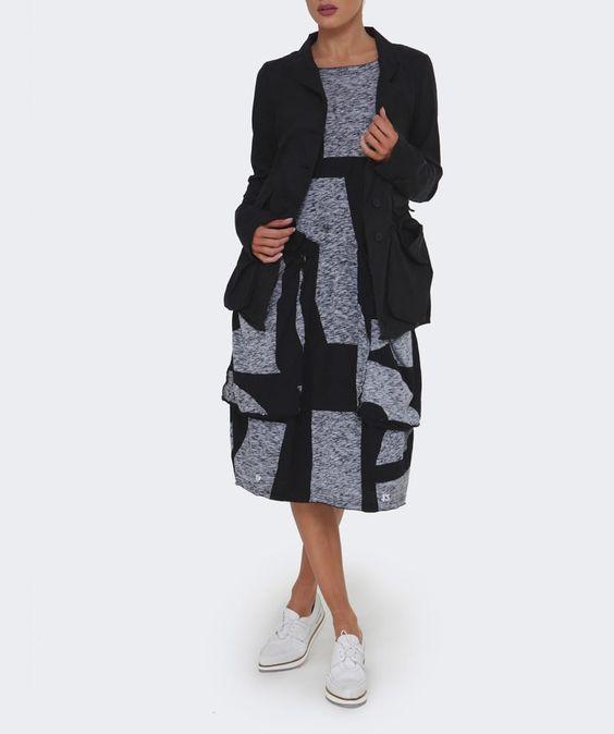 Rundholz Stretch Fit Linen Jacket | Jules B