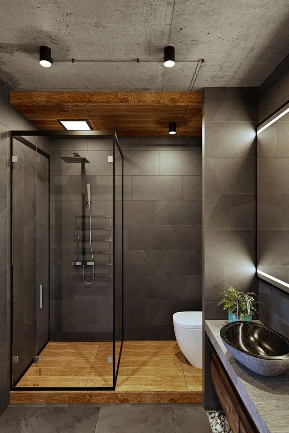 Fresh Modern Bathroom
