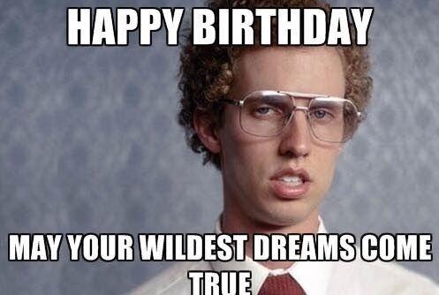 bb38dcd0af972d8b3a3f75a027fe7b41 nerd birthday happy birthday memes happy birthday funny memes pinterest happy birthday, funny,Happy Birthday Amanda Meme