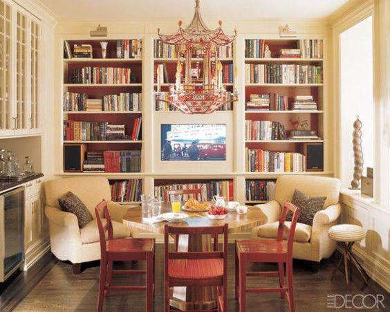 Multi-use Dining Room