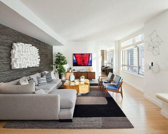 Décoration d\'intérieur salon- 135 idées en styles variés! | Classy ...