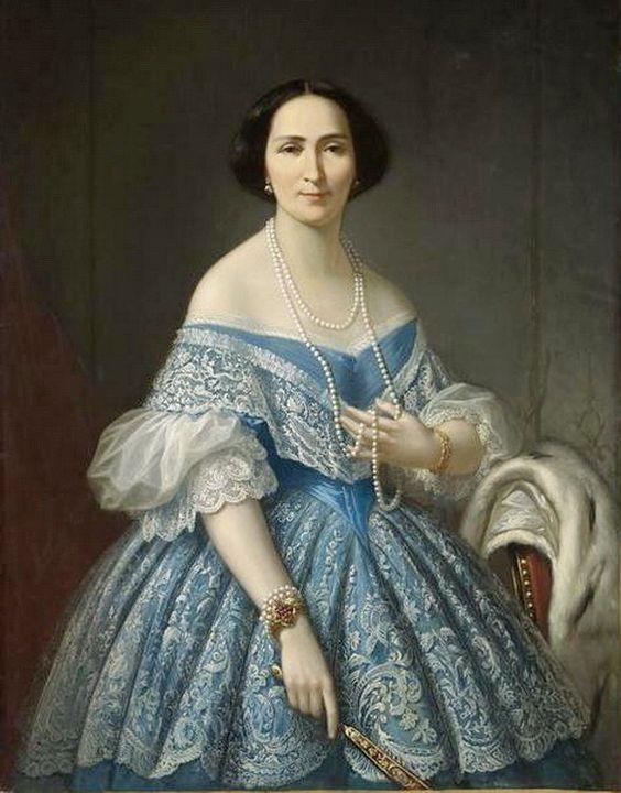 Portrait of a lady | Émile Roumens (date unknown):