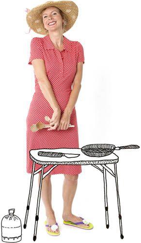 Koken op de camping, het is een vak apart. Koken met Karin stort zich er deze zomer helemaal in. Vandaag het eerste campingrecept: pasta.