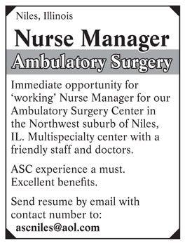 nursing assistant escort illinois jobs
