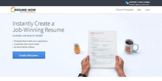 resumizer Online Resume Builders Pinterest Online resume - build resume online