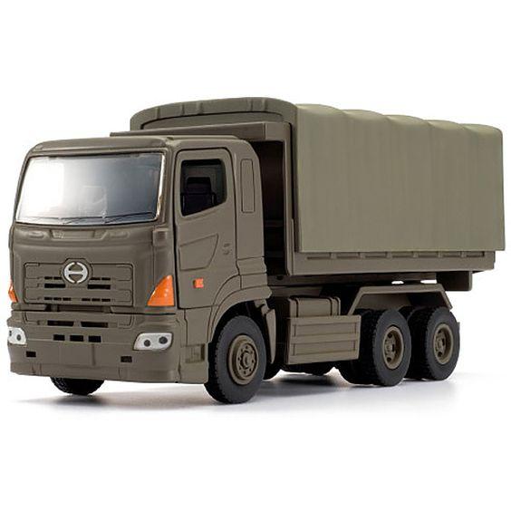 ヨドバシ.com - アガツマ AGATSUMA DK-8002 [ダイヤペット 輸送トラック ミリタリーカラーVer.]【無料配達】