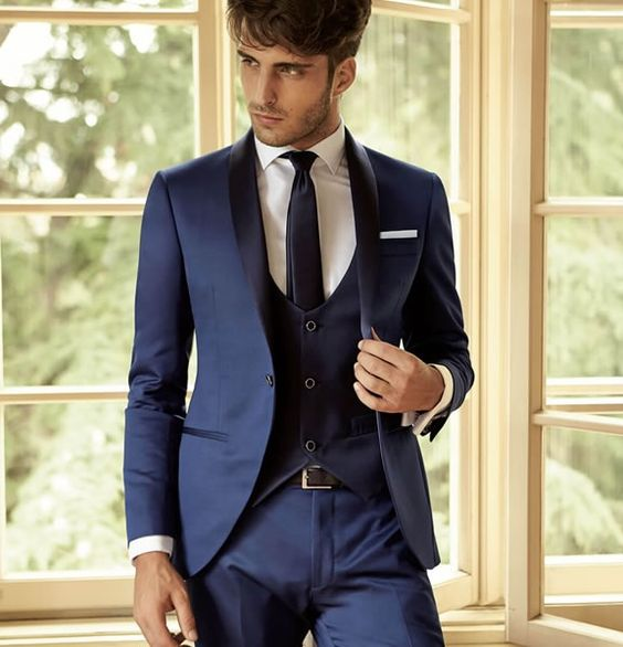 Male Suit Styles Dress Yy