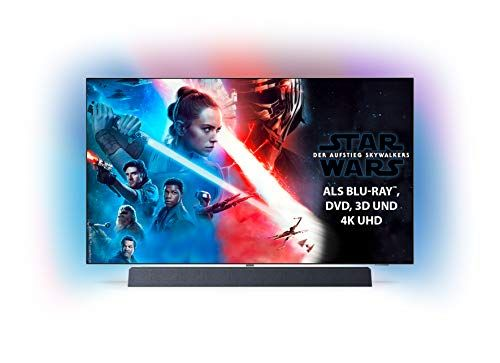 Philips Ambilight 65oled934 12 164 Cm 65 Zoll Oled Smart Tv 4k Uhd P5 Pro Perfect Picture Engine Hdr 10 Dolby In 2020 Oled Fernseher Fernseher Android Tv