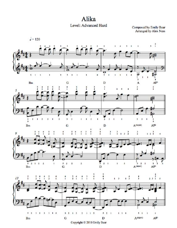 Piano Phish Piano Tabs Music Sheets Tablature Chords and Lyrics