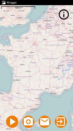 Rivages : Une application gratuite du CEREMA pour participer à la surveillance du littoral