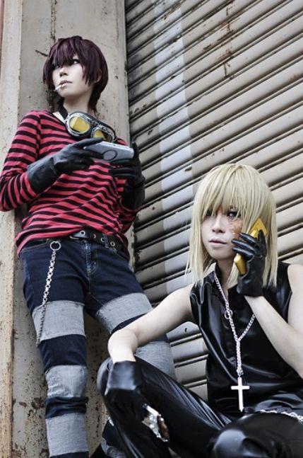 Matt & Mello, Death Note cosplay