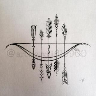 bow and arrow tattoo - You are the bows from which your children as living arrows are sent forth. Symbol of a strong, flexible loving parent. I love this piece and the meaning!