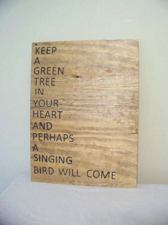eco friendly...