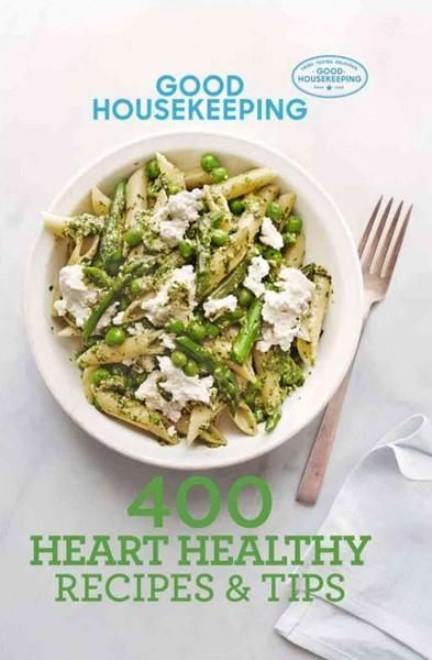 Cook with your heartFOR your heart! Taking a stealth health approach to mealtime, this huge collection of delicious family-friendly recipes plus ideas for heart-healthy eating features everyday fare t