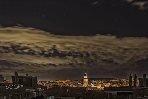 Noches de ciudade - Desde mi ventana