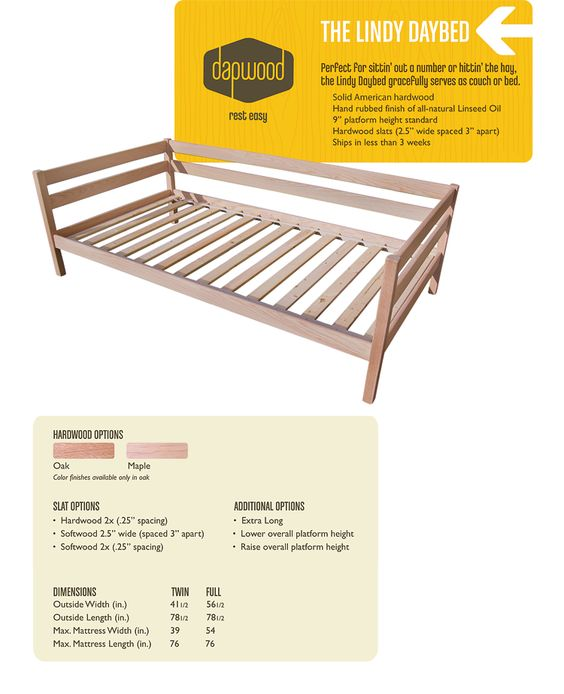 Ana White | Build A Simple Daybed | Free And Easy DIY Project And Furniture  Plans | For The Home | Pinterest | Daybeds, Ana White And Easy Diy Projects