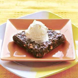 Brownie Pie a la Mode | Food galore | Pinterest | Brownies, Recipe and ...