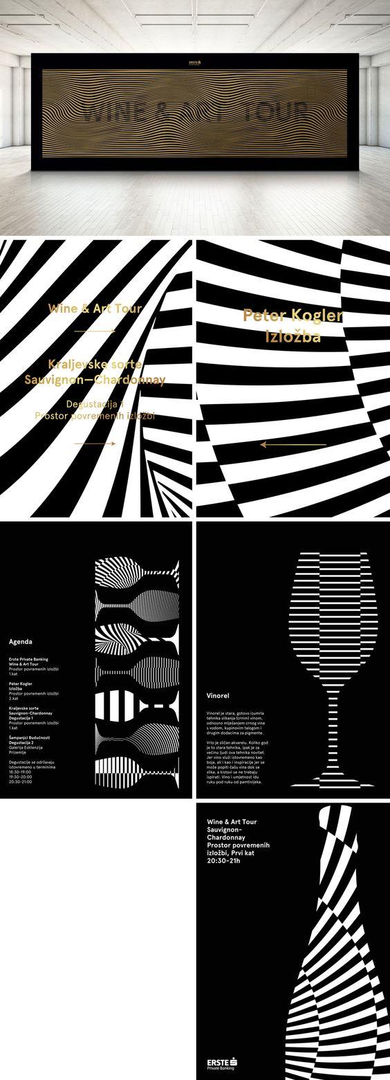 Erste & Steiermärkische bank - bunchdesign #pattern