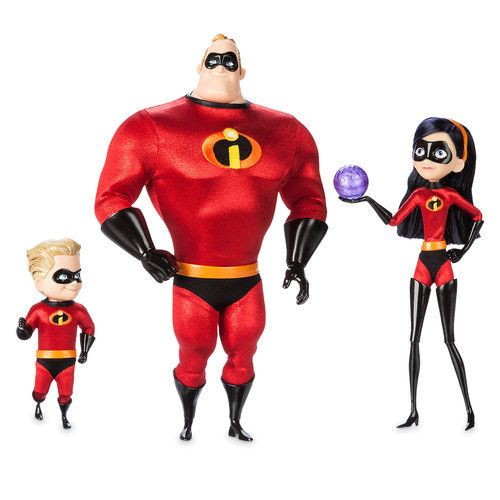 Celebrate The Fun And Action Of Incredibles 2 With This Limited Edition Collectible Designer Doll Set Featuri The Incredibles Animation Studio Disney Lifestyle
