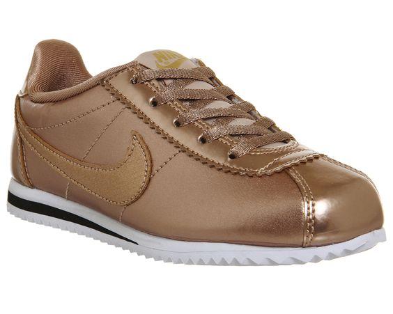 Nike Cortez Bronze Office