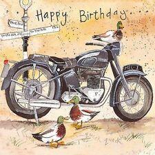 Find Great Deals For Alex Clark Motorcycle Happy Birthday