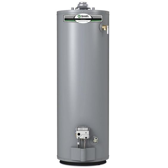 A O Smith Signature 50 Gallon Short 6 Year Limited 4500 Watt Double Element Electric Water Heater In 2020 Water Heating Systems Polyurethane Foam Insulation Locker Storage