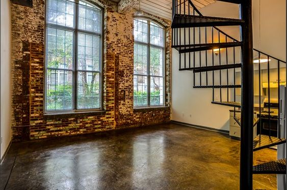 Can You Get An Apartment At 18 In Georgia Stairs At Canton Mill Lofts Apartments In Canton Ga Loft Apartment Apartment Loft